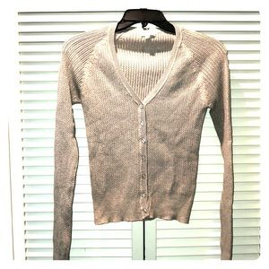 🐚 Cream Sweater